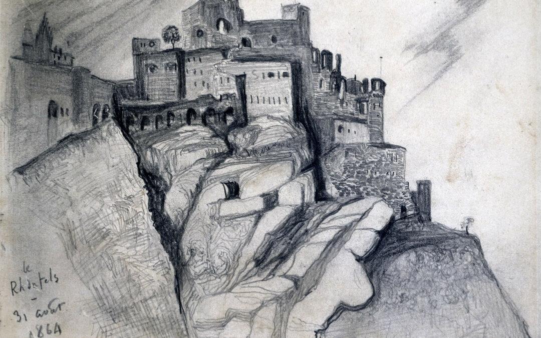 Brief 17 – Burg Rheinfels
