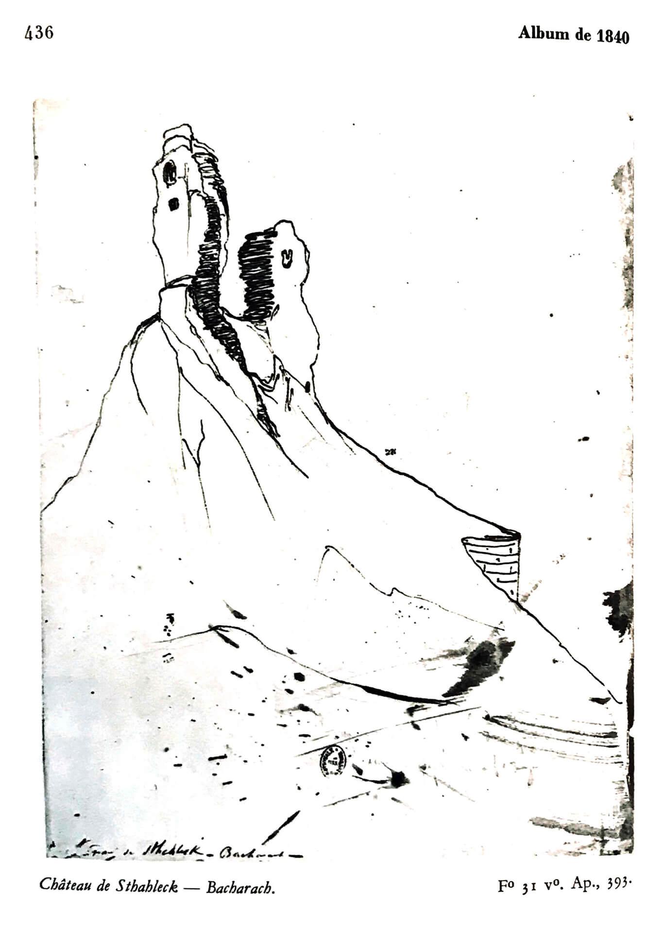Brief 18 – Stahleck