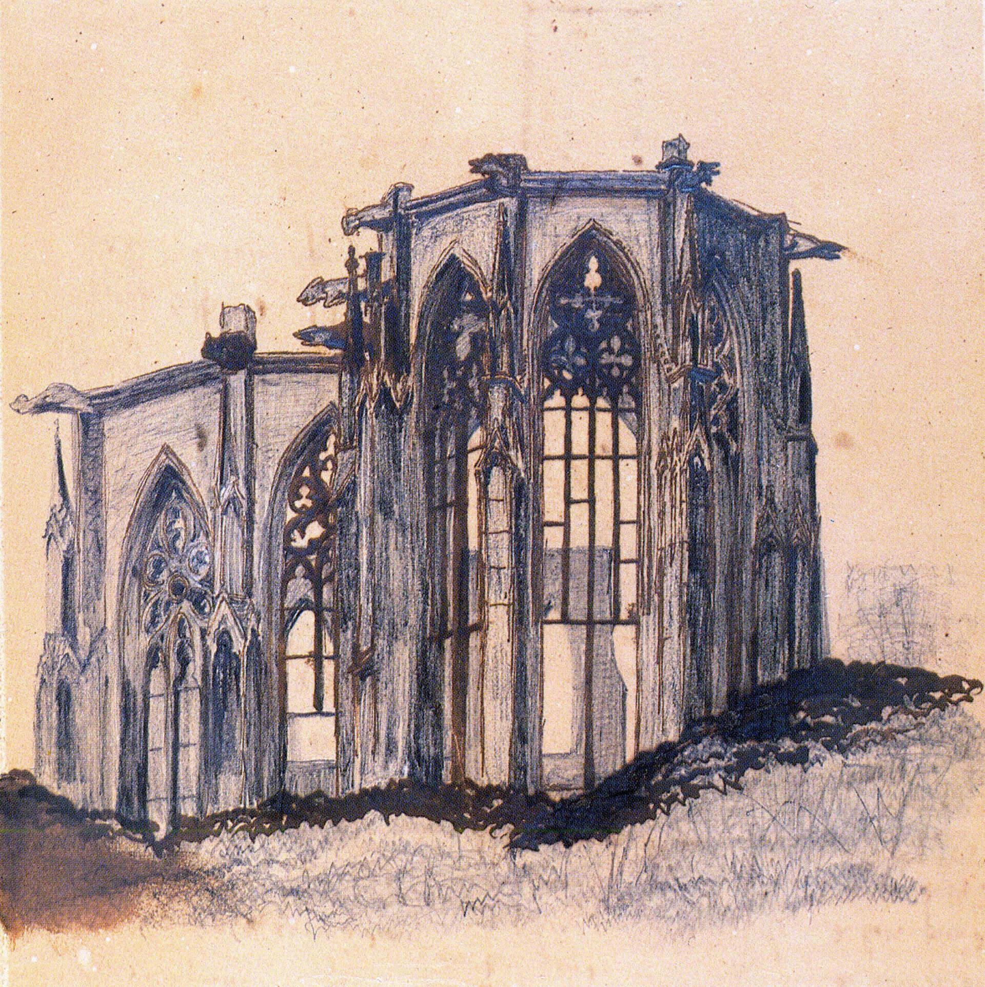 Brief 18 – Wernerkapelle