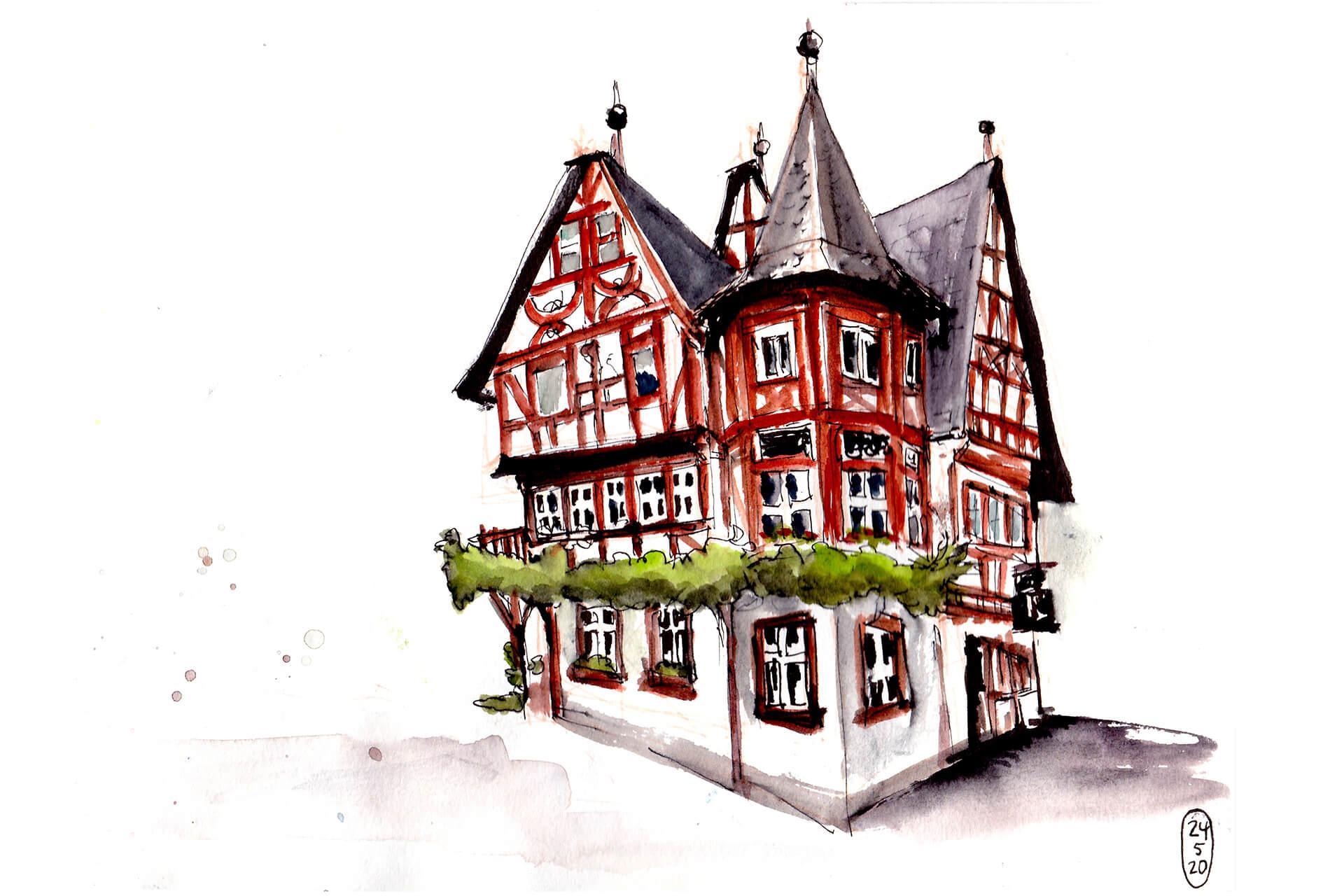 Altes Haus Bacharach