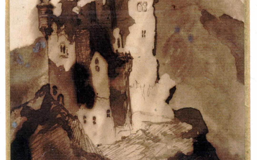 burg en ruines