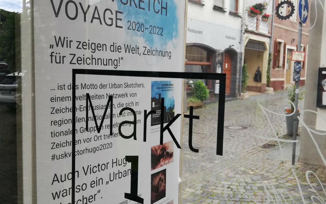 Ausstellung in der Galerie Markt1
